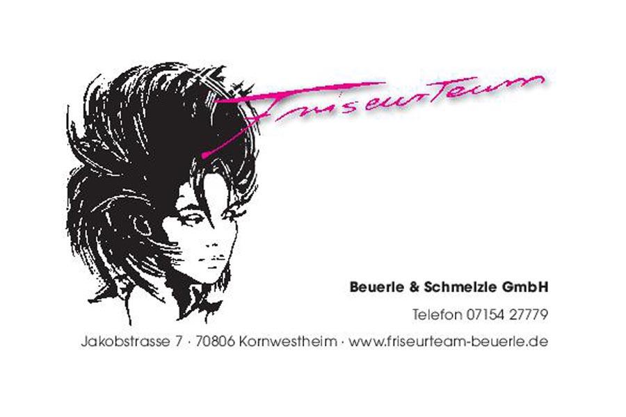 Logo Friseurteam Beuerle
