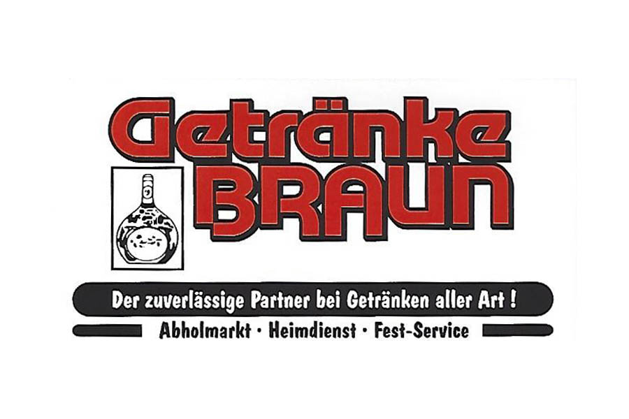 Logo Getränke Braun